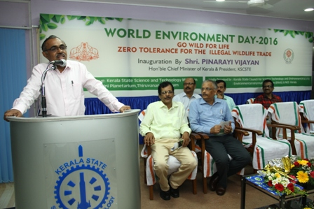 Wold Environment Day 2016